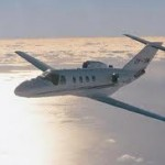 Private jets and charter flights